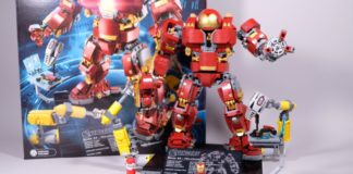 LEGO Marvel 76105 The Hulkbuster Ultron Edition