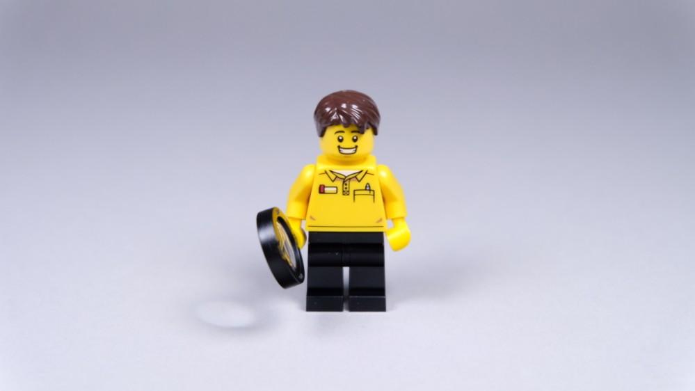 LEGO 5005358 Minifigure Factoryv