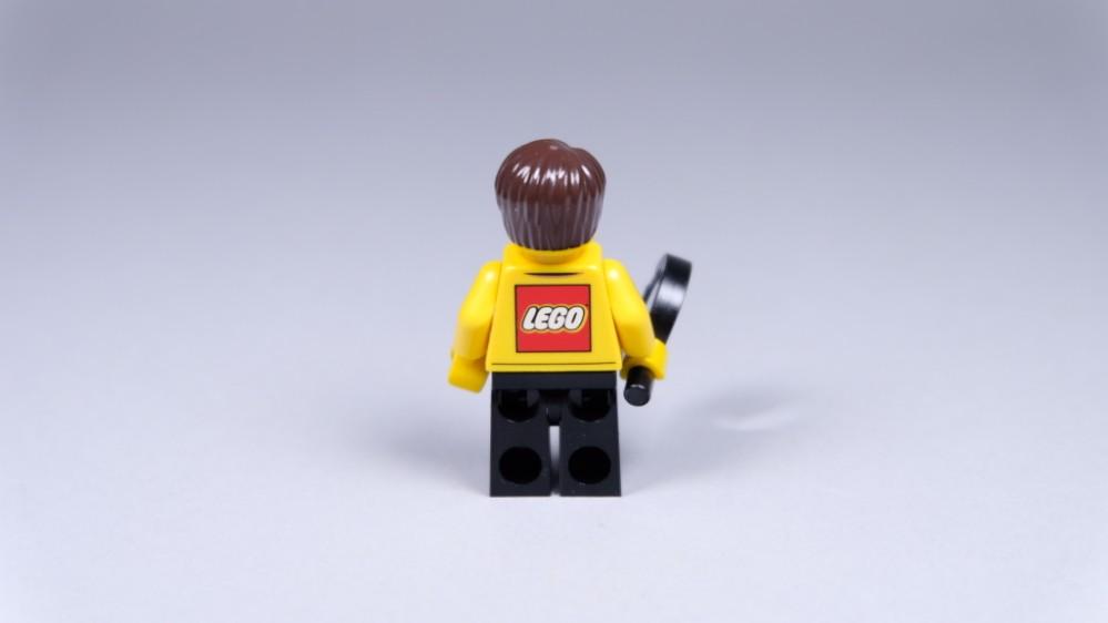 LEGO 5005358 Minifigure Factory