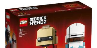 LEGO BrickHeadz 41613 Mr Incredible and Frozone