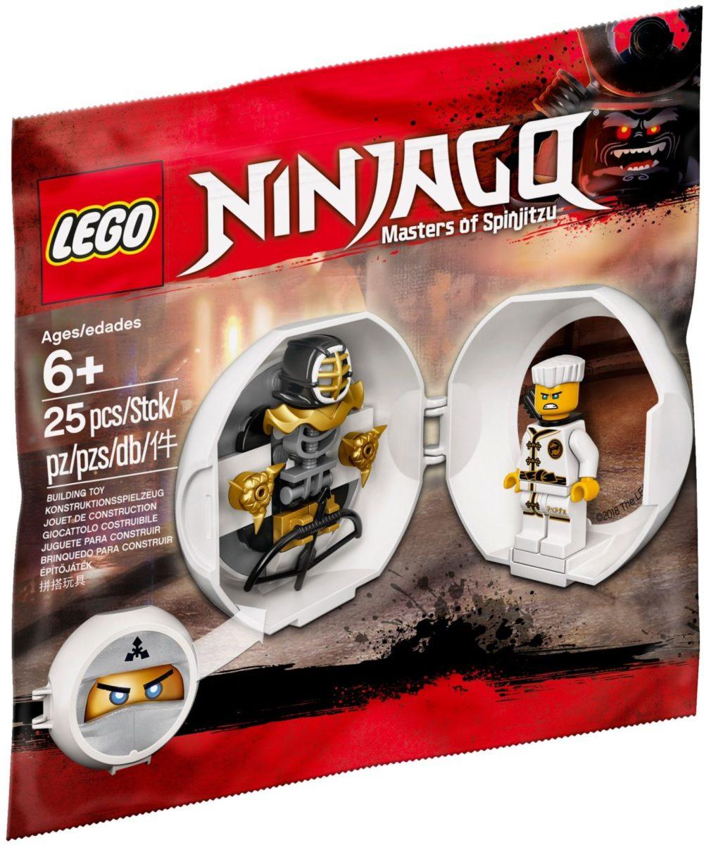 LEGO 5005230 Zane's Kendo Training Pod