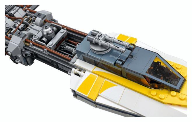 LEGO Star Wars 75181 UCS Y-Wing Starfighter