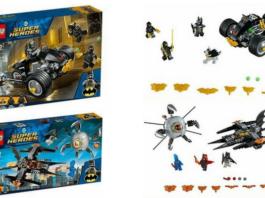 LEGO DC Comics zomer 2018 sets