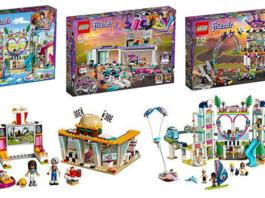 LEGO Friends zomer 2018 sets