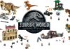 LEGO Jurassic World sets