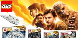 LEGO Star Wars Solo sets