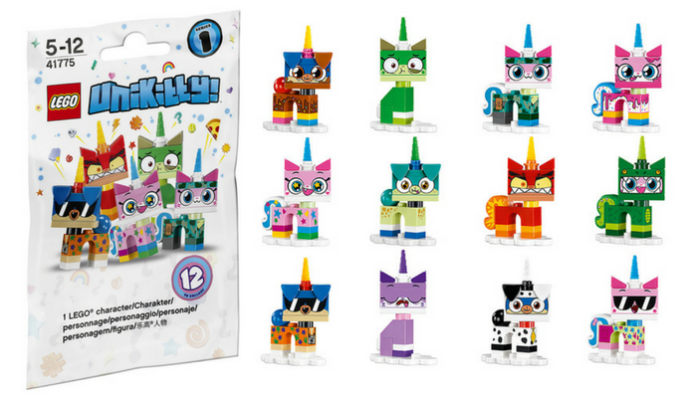 LEGO Unikitty 41775 Collectible Unikitty series 1