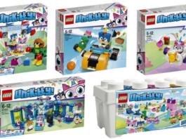LEGO Unikitty sets