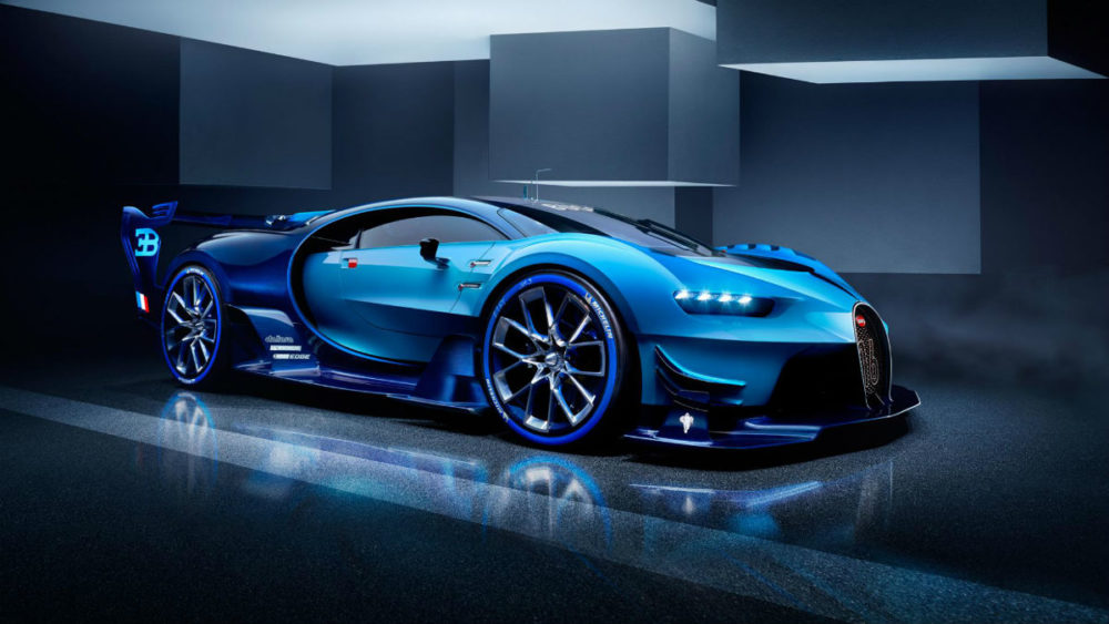 How Much Does A New Bugatti Car Cost