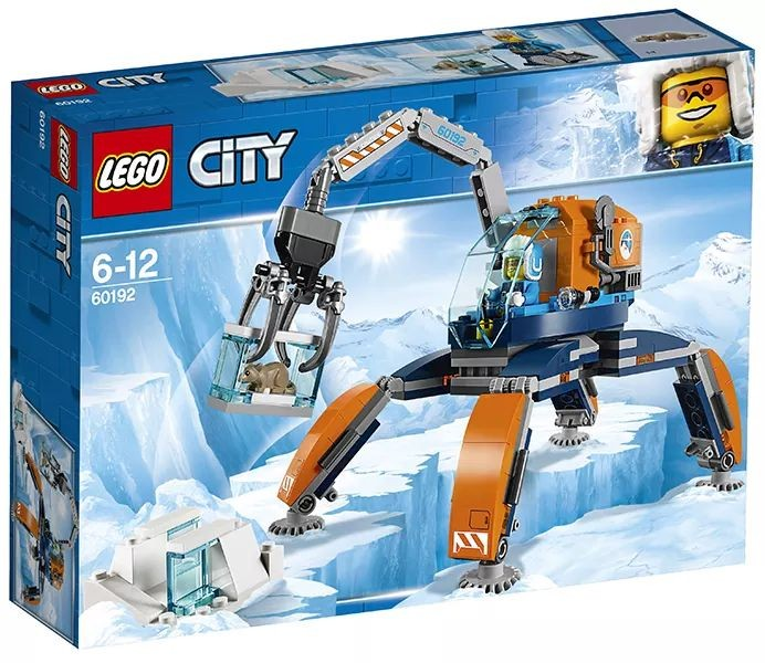 LEGO City 60192 Arctic Ice Crawler