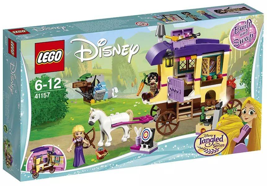 LEGO Disney 41157 Rapunzel's Traveling Caravan