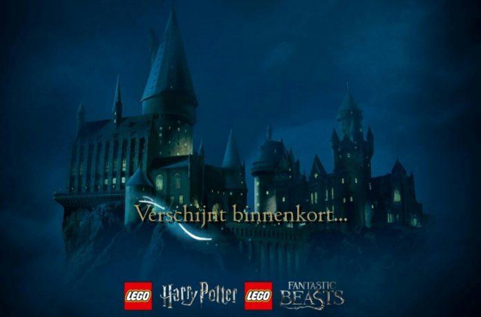 LEGO Wizarding World mini website