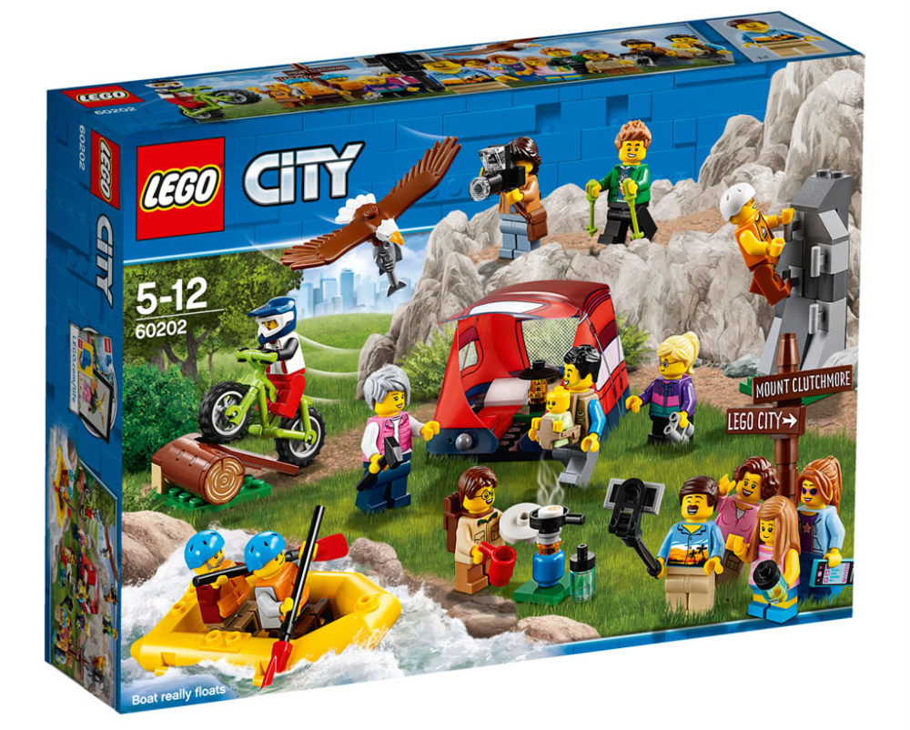 LEGO City 60202 Outdoor Adventures