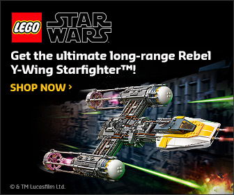 LEGO Star Wars Y-wing Banner