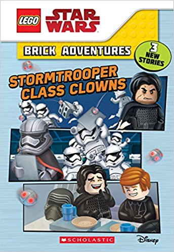 LEGO Star Wars Brick Adventures