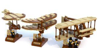 LEGO Ideas Pioneers of Aviation