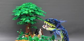 LEGO Ideas Legend of Anendra