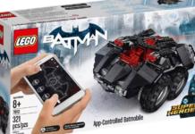 LEGO DC Comics 76112 App-Controlled Batmobile