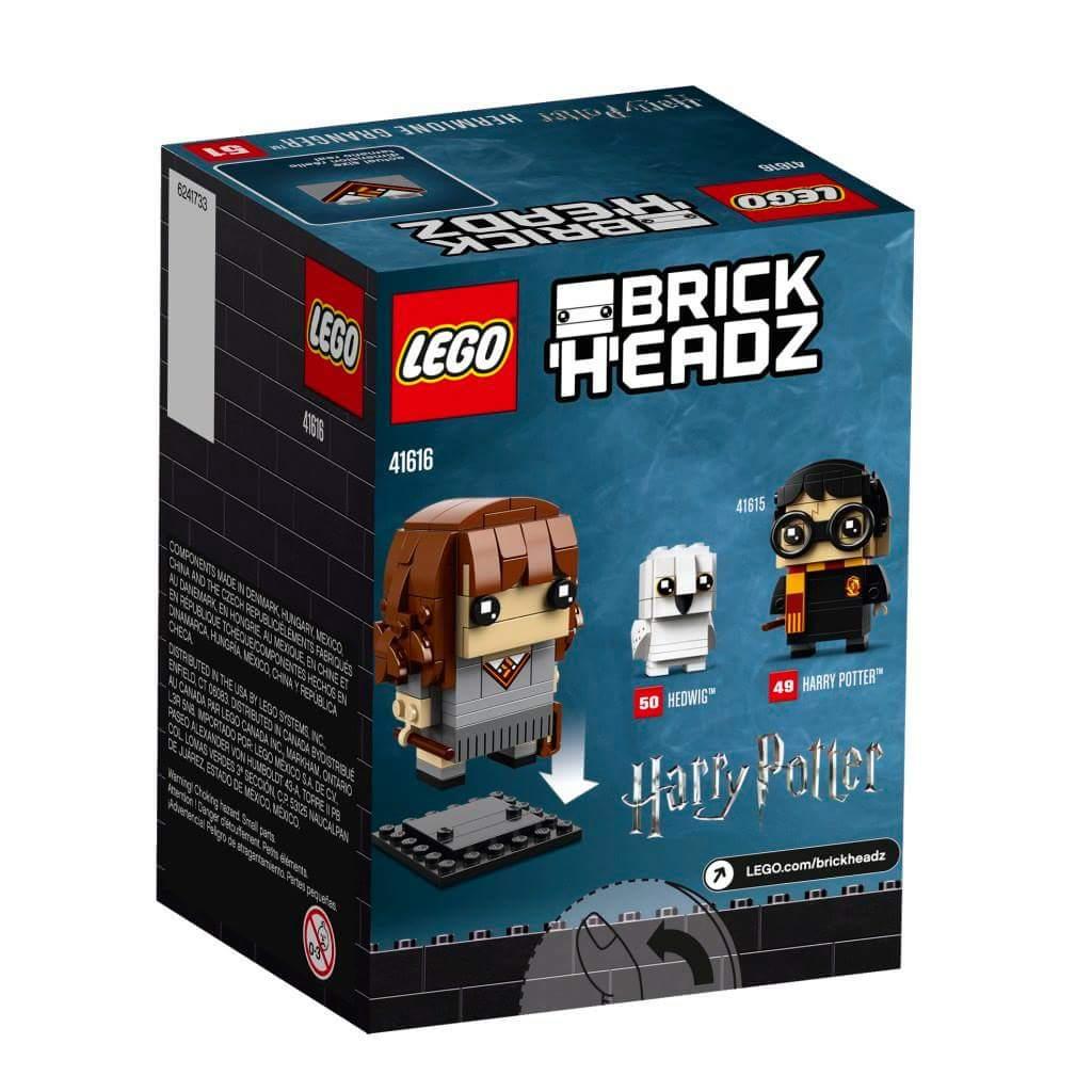 LEGO BrickHeadz 41616 Hermoine