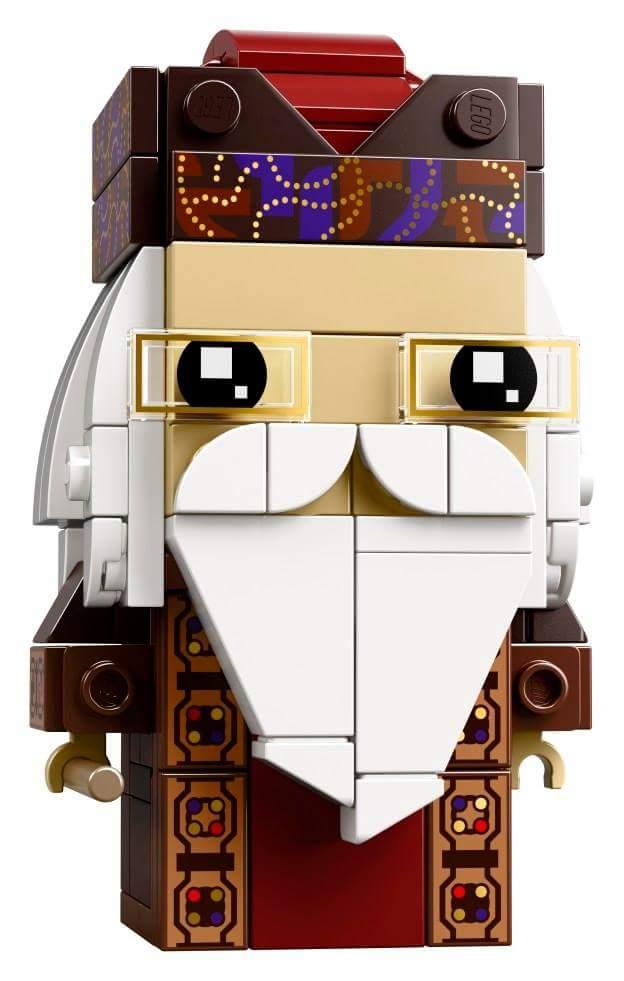 LEGO BrickHeadz 41621 Ron Weasley and Albus Dumbledore