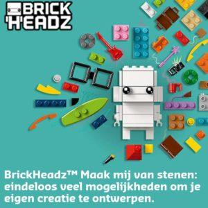 LEGO BrickHeadz banner