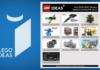 Kandidaten eerste LEGO Ideas review 2018