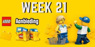 LEGO Aanbiedingen week 21