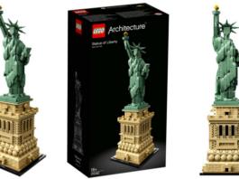 LEGO Architecture 21042 Statue of Liberty (1)