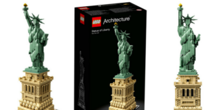 LEGO Architecture 21042 Statue of Liberty (1)