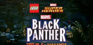LEGO Black Panther Trouble in Wakanda