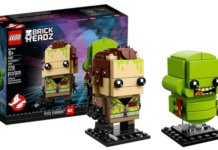 LEGO BrickHeadz 41622 Peter Venkman and Slimer