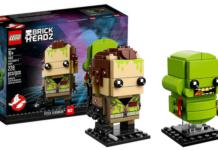 LEGO BrickHeadz 41622 Peter Venkman and Slimer