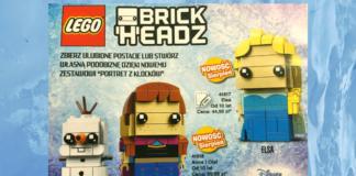 LEGO BrickHeadz Frozen