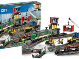 LEGO City 60198 Freight Train