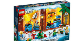 LEGO City 60201 Advent Calendar