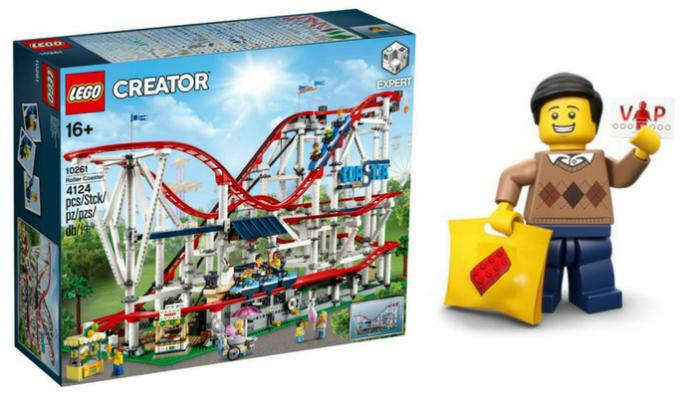 LEGO Creator Expert 10261 Roller Coaster