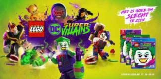 LEGO DC Comics Super-Villains game