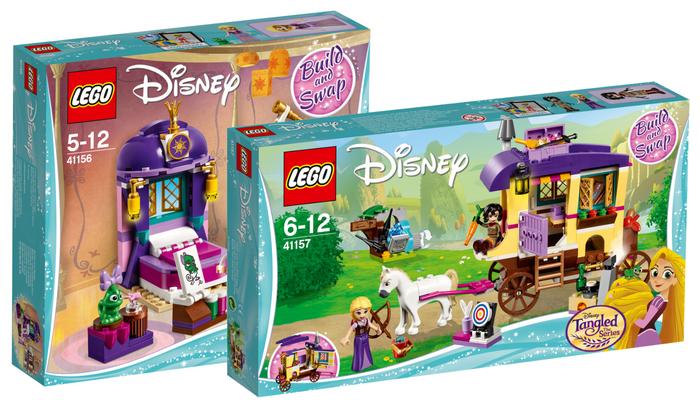 LEGO Disney Rapunzel sets.png