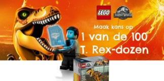 LEGO Jurassic World 400031 T-Rex