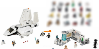 LEGO Star Wars zomer sets 2018