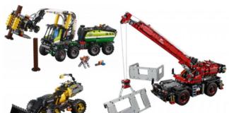 LEGO Technic zomer 2018 sets