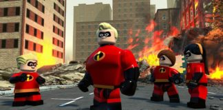 LEGO Incredibles gameplay