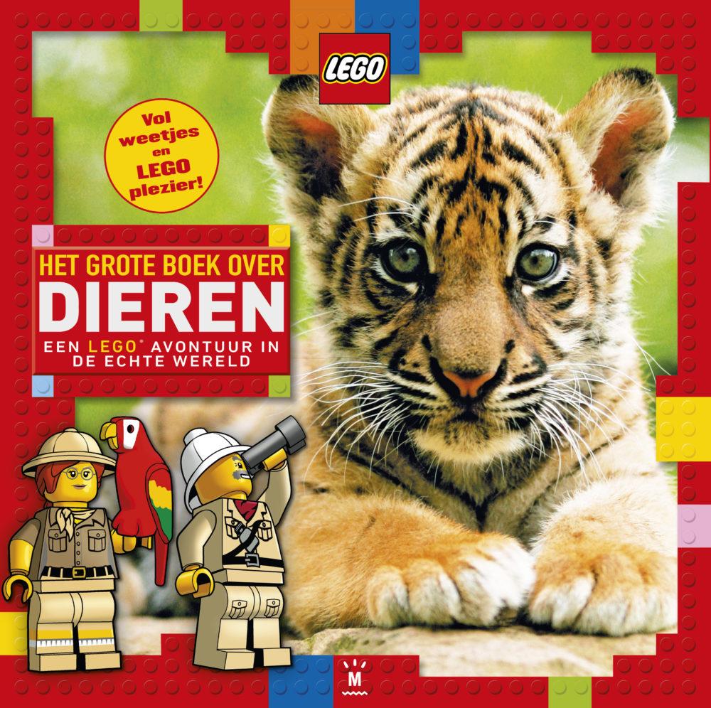 LEGO: Het grote boek over dieren