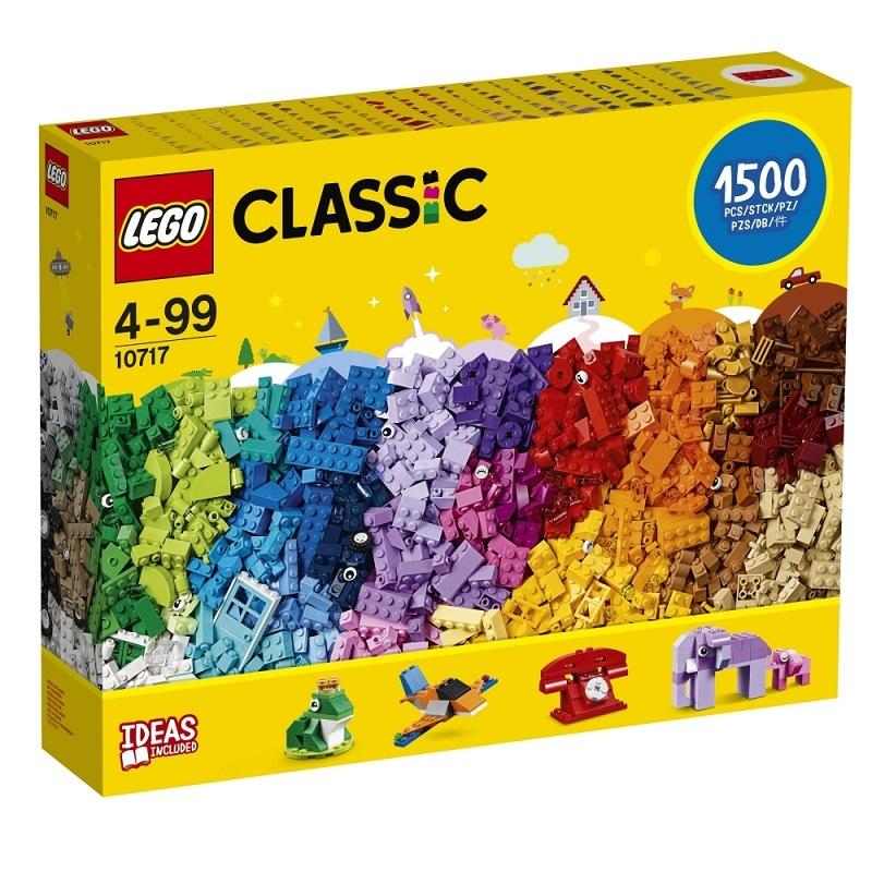 LEGO Classic 10717 Stenen stenen stenen