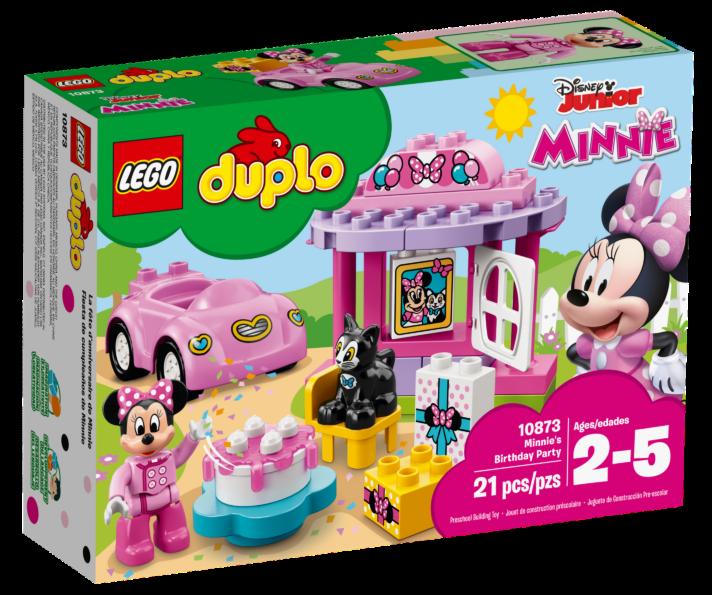 LEGO Duplo 10873Minnie's verjaardagsfeest