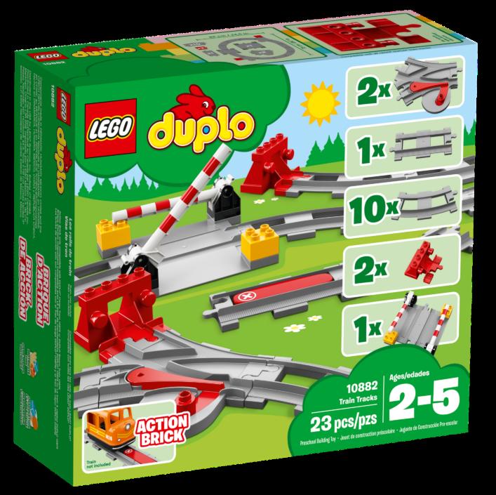 LEGO Duplo 10882Treinrails