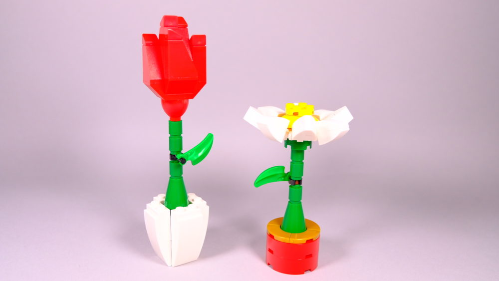 LEGO 40187 Flower Display
