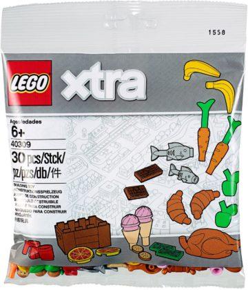 LEGO Xtra 40309 Food