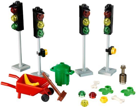 LEGO Xtra 40311 Traffic Lights