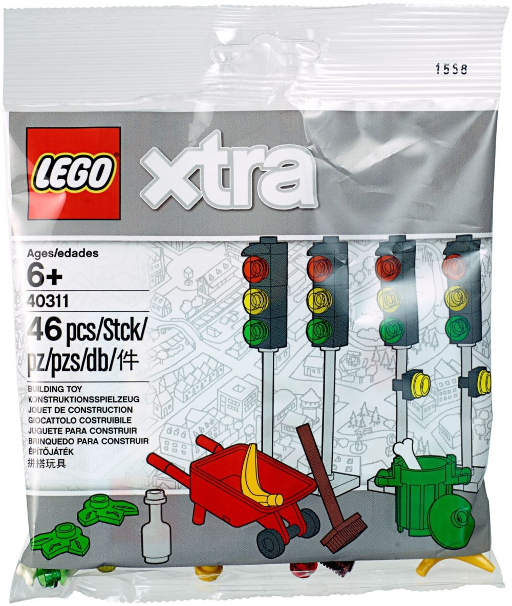LEGO Xtra 40311 Traffic Lights